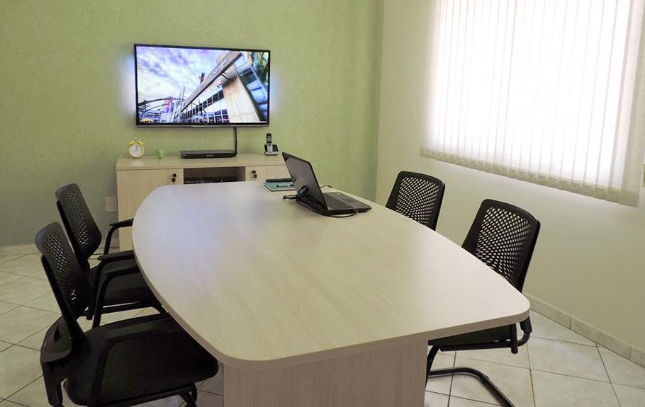 Sala de Reuniões | JHT Solutions