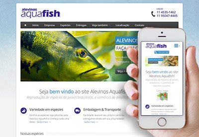 Alevinos Aquafish