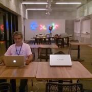 Jailton, da JHT Solutions em Treinamento Google Adwords