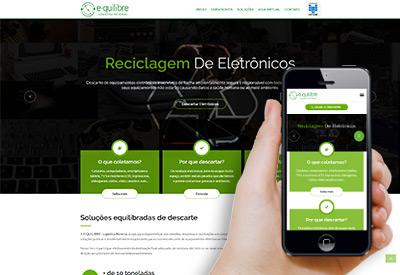 Equilibre Logistica Reversa - Cliente JHT Solutions