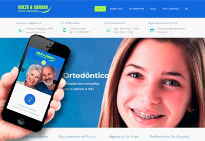 Clínica Odontológica Volte a Sorrir Jundiaí