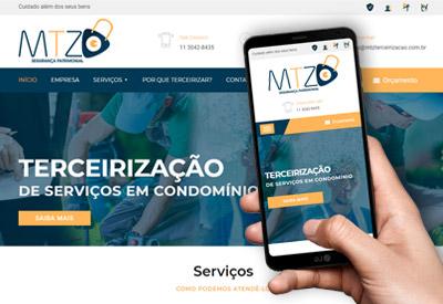 MTZ – Terceirização de Serviços em Condomínios