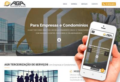 AGR Terceirização de Serviços em Empresas e Condomínios